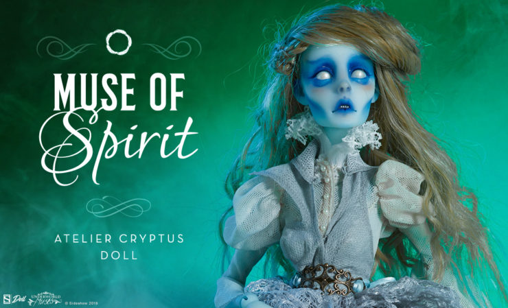 Muse of Spirit – Atelier Cryptus Doll