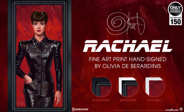 Rachael Fine Art Print