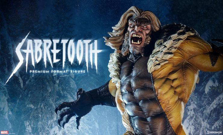 Sabretooth Premium Format Figure