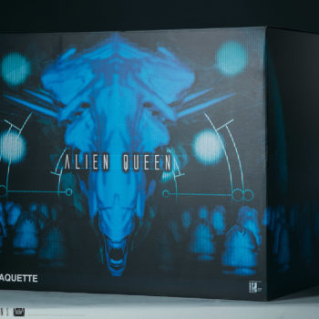 Alien Queen Maquette Art Box- Sideshow and Legacy Effects