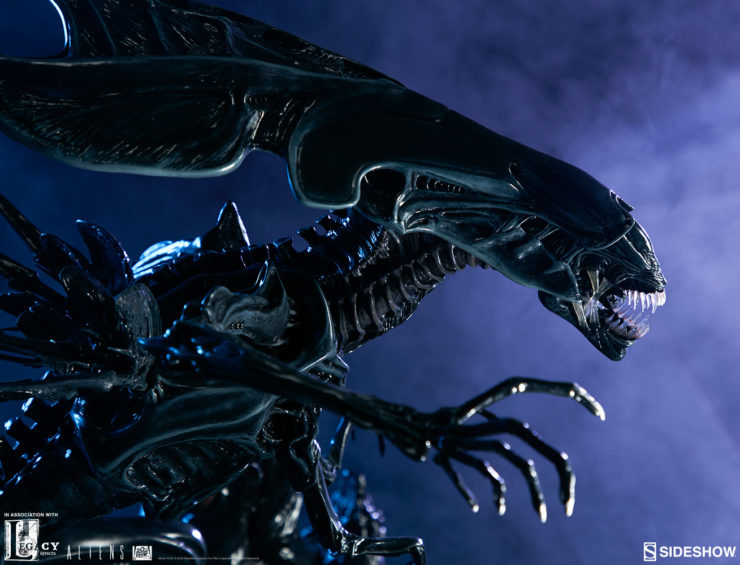 New Photos of the Alien Queen Maquette Arrive to Rule Your Alien Hive