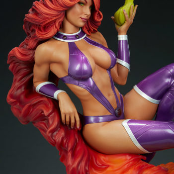 Starfire Premium Format™ Figure Portrait View Close Up