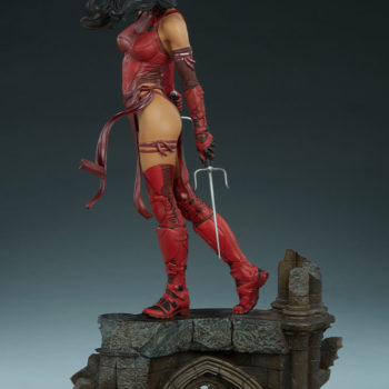 Elektra Premium Format Figure Right View