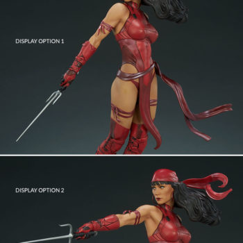 Elektra Premium Format Figure Exclusive Comparison