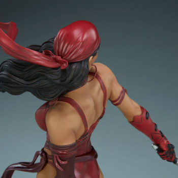 Elektra Premium Format Figure Eagle Eye View