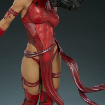 Elektra Premium Format Figure Outfit front view
