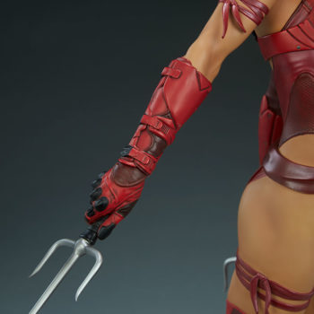 Elektra Premium Format Figure Right Hand with Sai