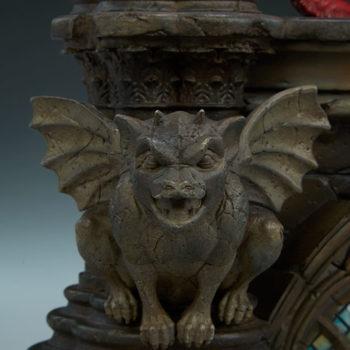 Elektra Premium Format Figure Gargoyle closeup