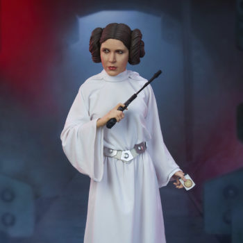 Princess Leia Premium Format™ Figure Exclusive Edition Dramatic Environment Shot