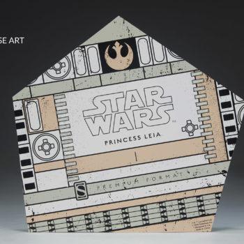 Princess Leia Premium Format™ Figure Base Art