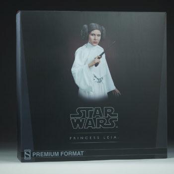 Princess Leia Premium Format™ Figure Art Box