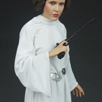Princess Leia Premium Format™ Figure Upper Body Close Up