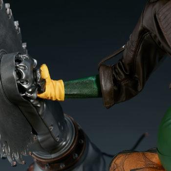 Rogue Maquette Buzz-Saw Apparatus Detail