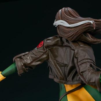 Rogue Maquette Back of Torso jacket detail