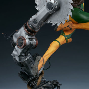 Rogue Maquette Full Buzz-Saw Base Detail
