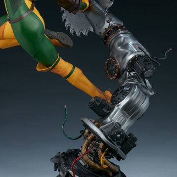 Rogue Maquette Full Buzz-Saw Detail 2