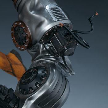 Rogue Maquette Buzz-Saw Close Up Details of Mechanism