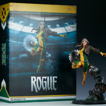 Rogue Maquette with Art Box