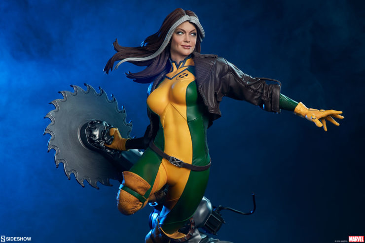 New Photos of the Rogue Maquette are Ready to Join the X-Men Fight!