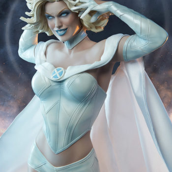 Emma Frost Premium Format Figure Exclusive Addition using her powers