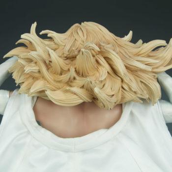Emma Frost Premium Format Figure Hair Back View