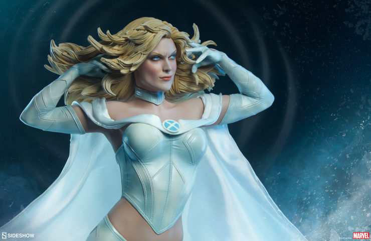A Chilling New Gallery: The Emma Frost Premium Format™ Figure