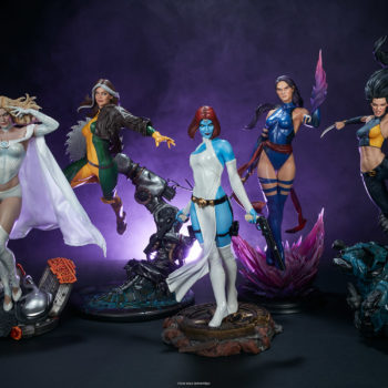 Emma Frost Premium Format Figure with the woman of the X-Men Collection Lineup