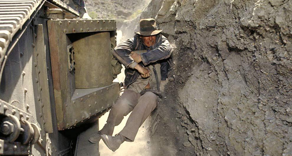 'Indiana Jones And The Last Crusade'
