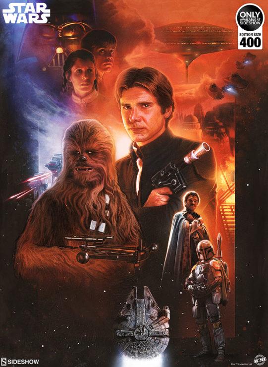 Rebels and Scoundrels Fine Art Print by Paul Shipper