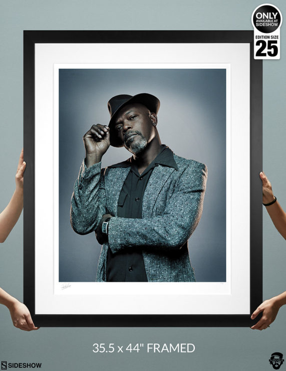 Bring Home Patrick Hoelck's Stunning Celebrity Photography with the Samuel L. Jackson and Sir Ian McKellen Deluxe Fine Art Prints