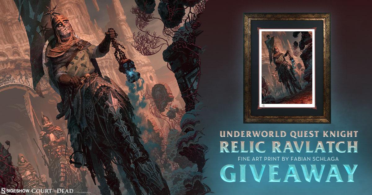 Relic Ravlatch Fine Art Print Giveaway
