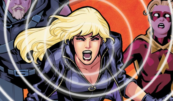 Black Canary- Top 10 Moms in Comics– Geek Culture Countdown Podcast!