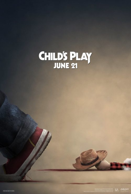 New Child's Play Poster Takes on Toy Story
