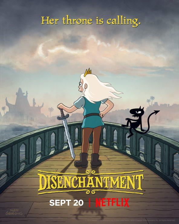 Disenchantment Season 2 Poster