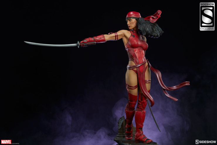 Slash Open The New Elektra Premium Format™ Figure Gallery!