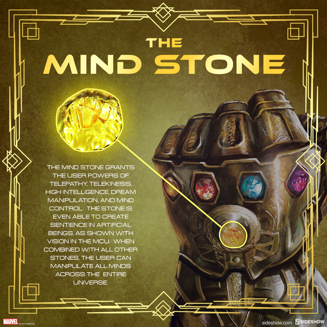 Marvel's Infinity Stones Explained | Sideshow Collectibles