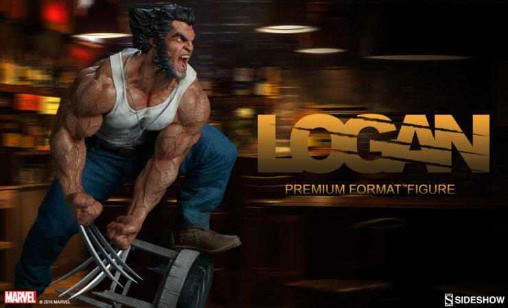 Logan Premium Format Figure