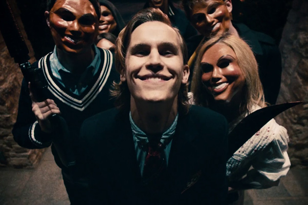 Still of Rhys Wakefield in The Purge