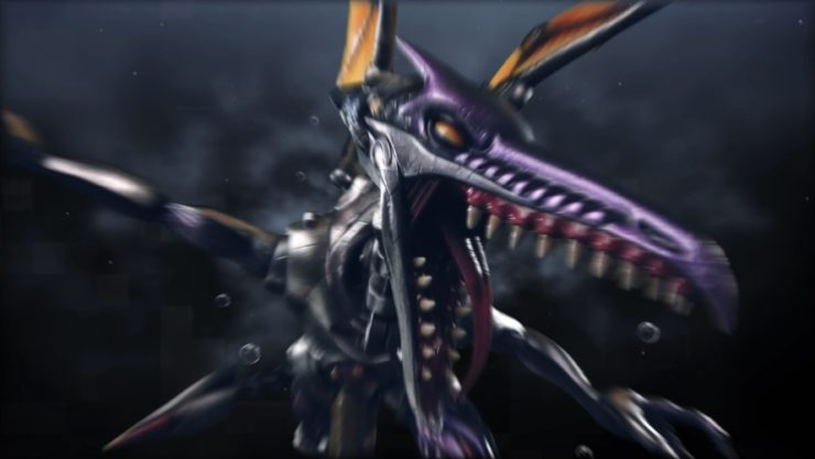 Ridley from Metroid- Top 10 Dragons in Gaming