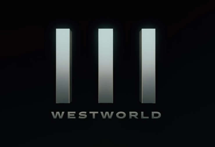 Westworld III Title Card