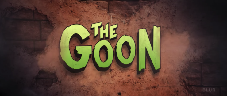 The Goon Logo