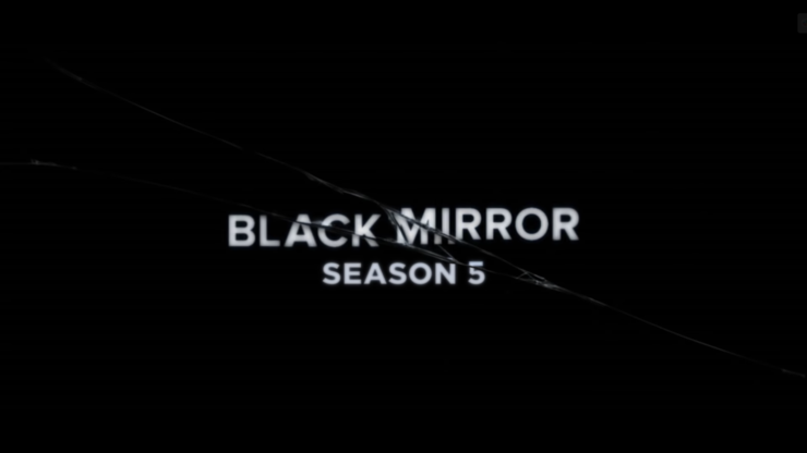 Black Mirror Season 5 Title Card