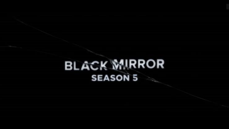 Black Mirror Season 5 Title Card