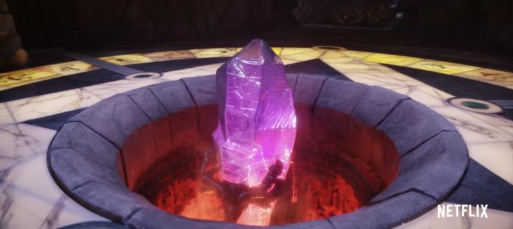 The Dark Crystal from The Dark Crystal