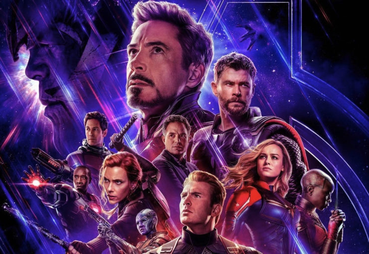 Avengers: Endgame Passes Titanic at Worldwide Overall Box Office