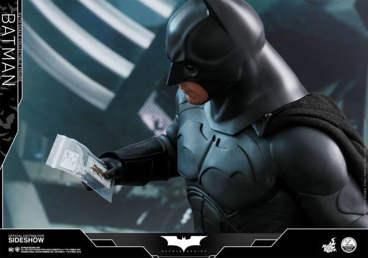 Batman Begins Quarter Scale Batman Figure by Hot Toys