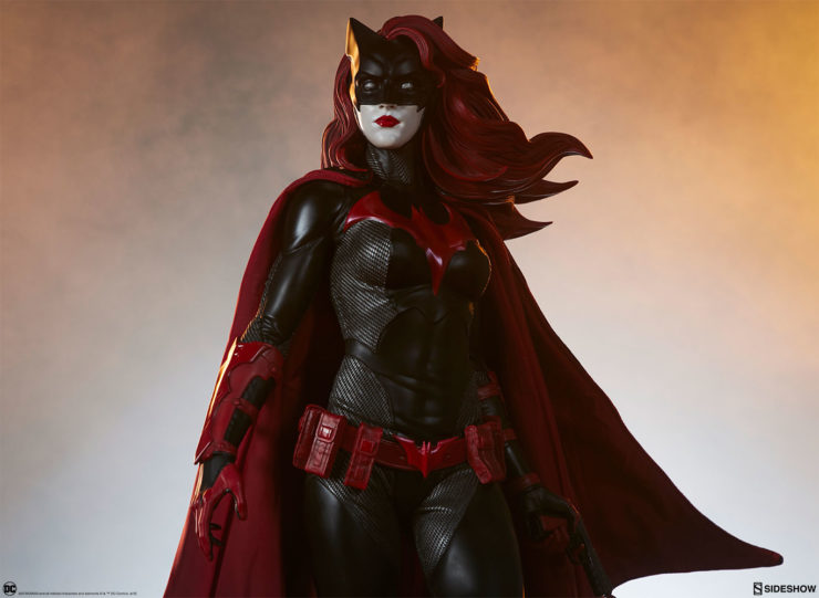 The History of Batwoman