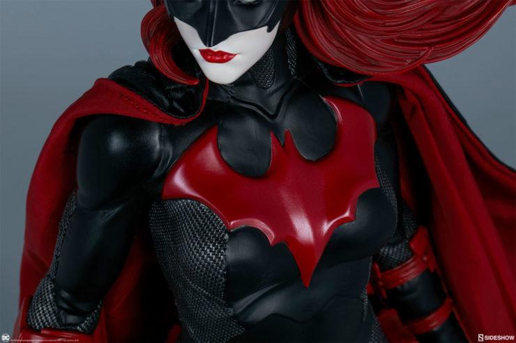 Batwoman Premium Format Figure Logo