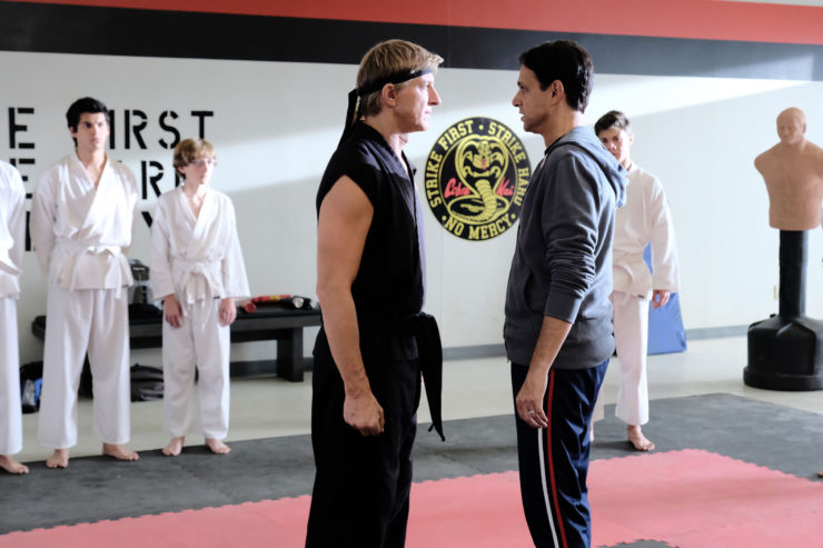 Cobra Kai Renewed for Season 3 with YouTube Premium
