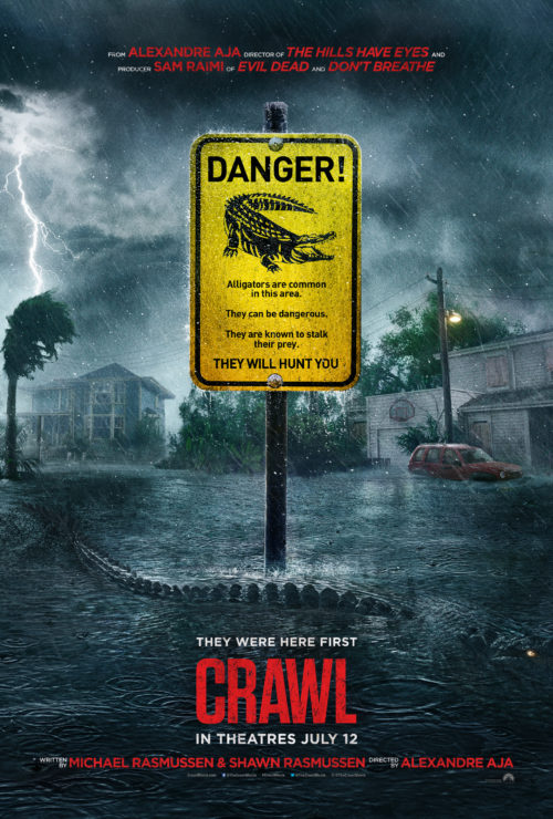 Paramount Pictures Releases Crawl Official Trailer